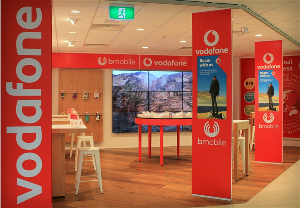 vodafone vision and mission