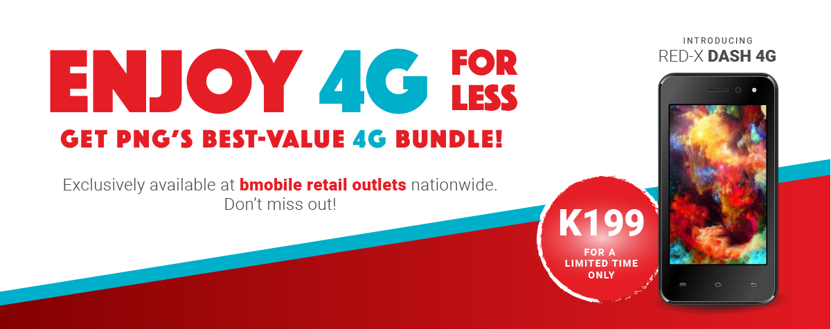 Enjoy 4G For Less