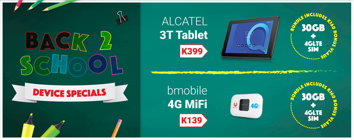 Back 2 School Device Specials